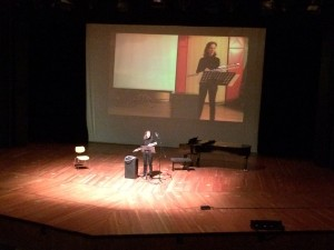 """Premiere of Ole Hübner's """"this place"""""""